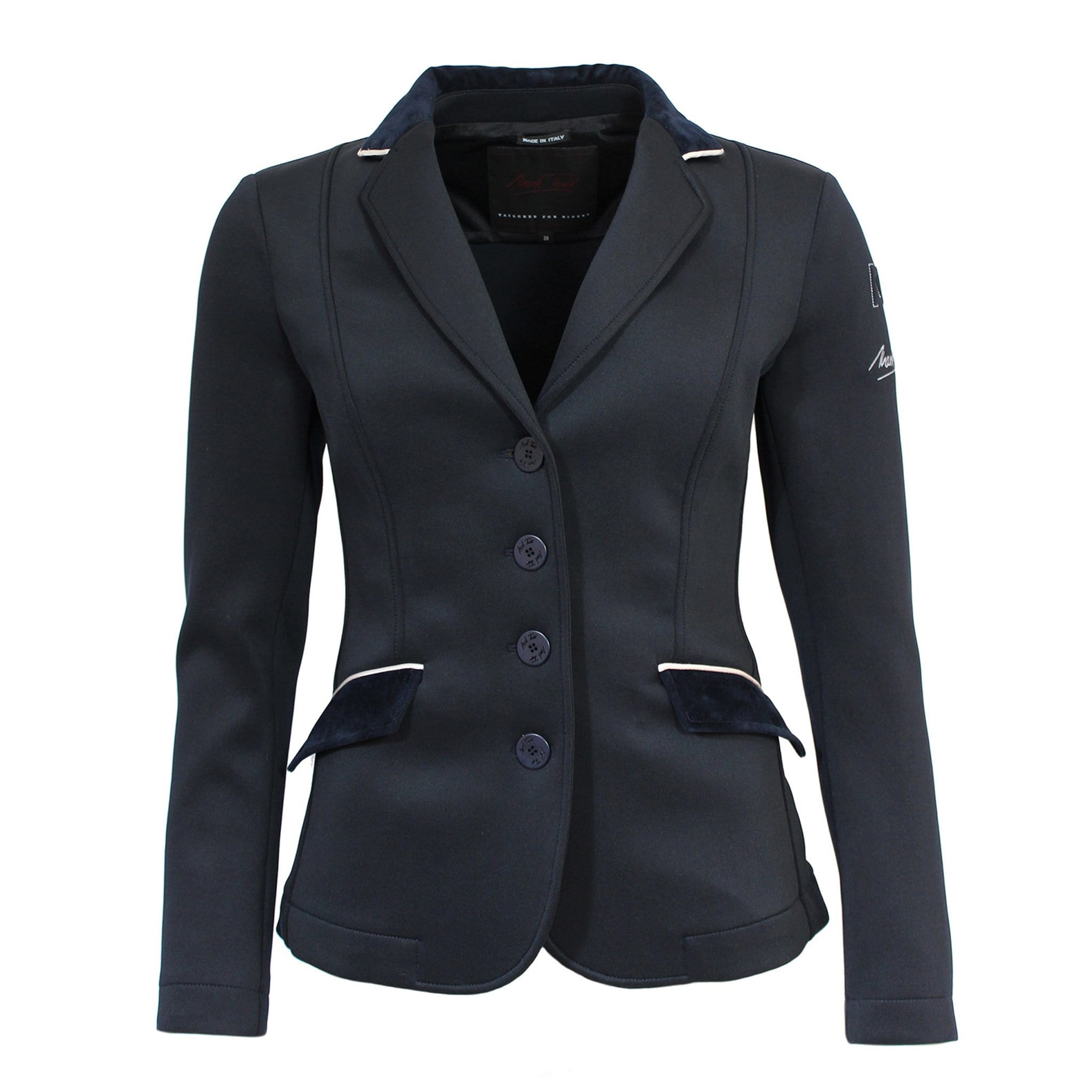 Mark Todd Elisabeth Show Jacket TOD800045 Navy