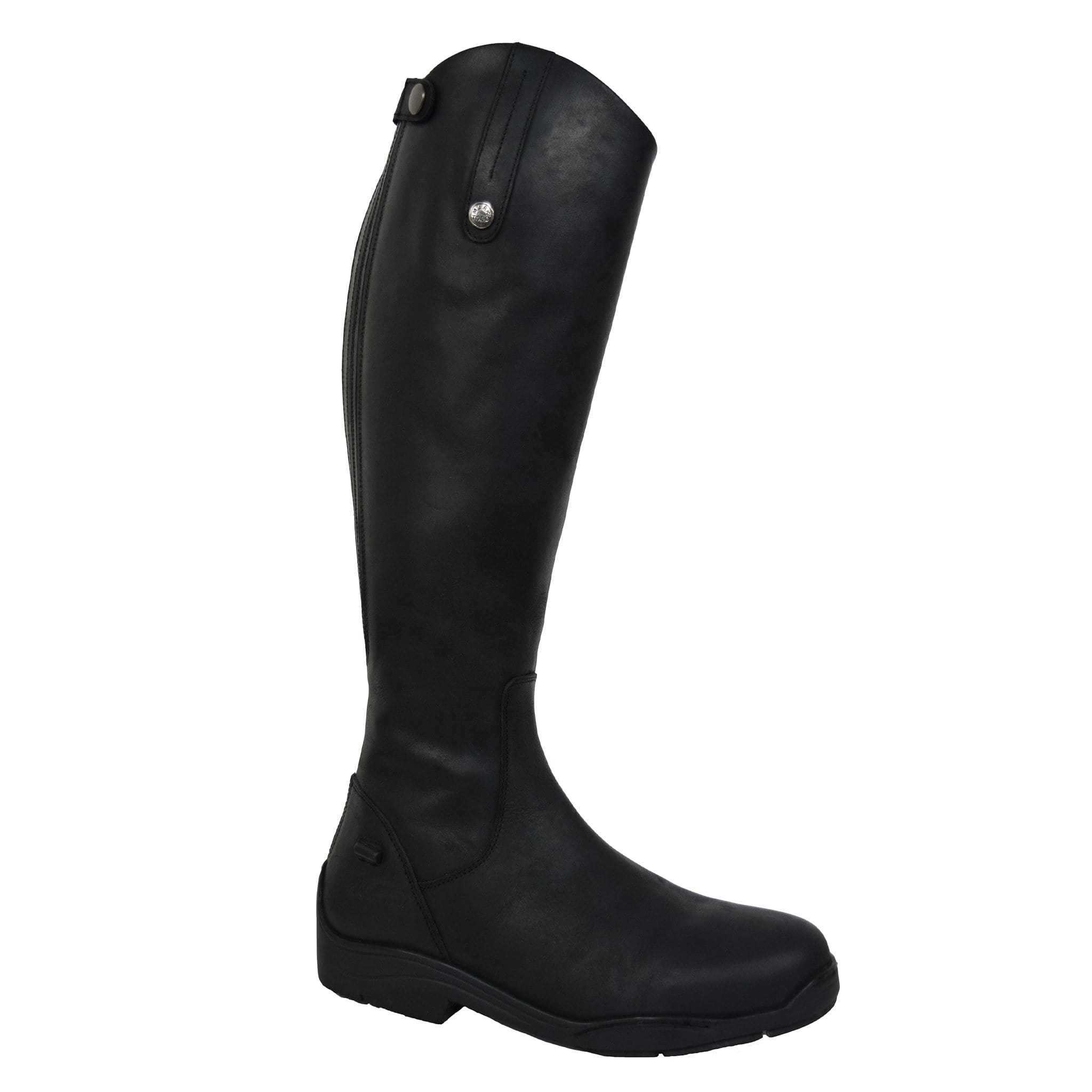 Mark Todd Children's Fleece Lined Tall Winter Riding Boots TOD890211 Black