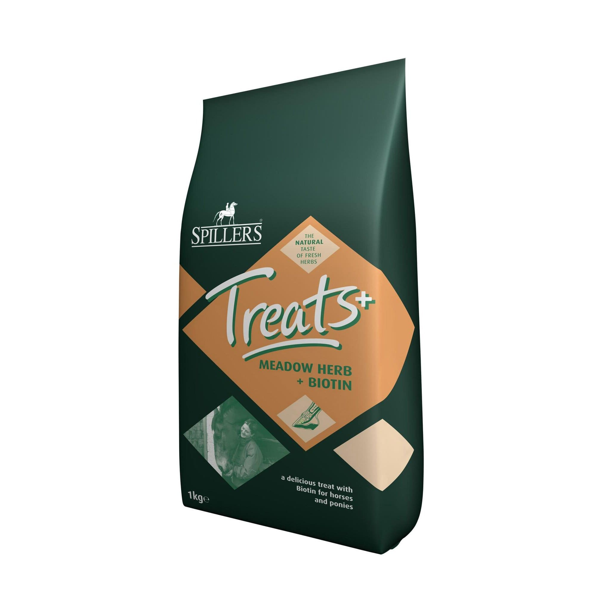 Spillers Meadow Herb Treats + Biotin 1kg