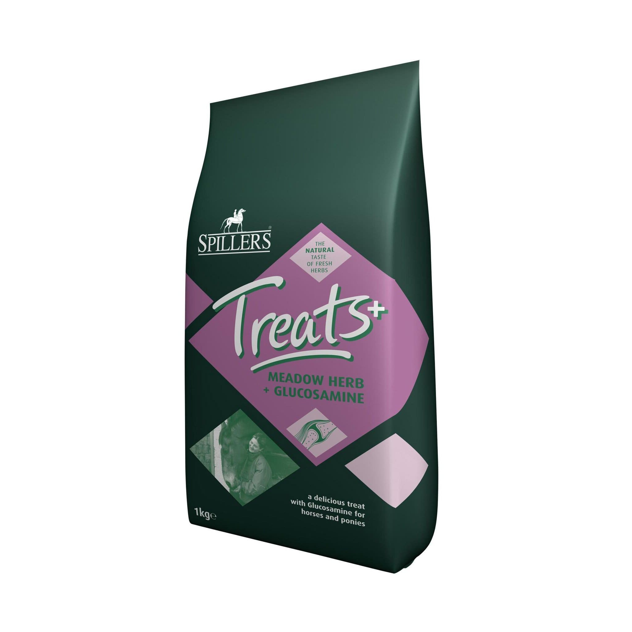 Spillers Meadow Herb Treats + Glucosamine 1kg