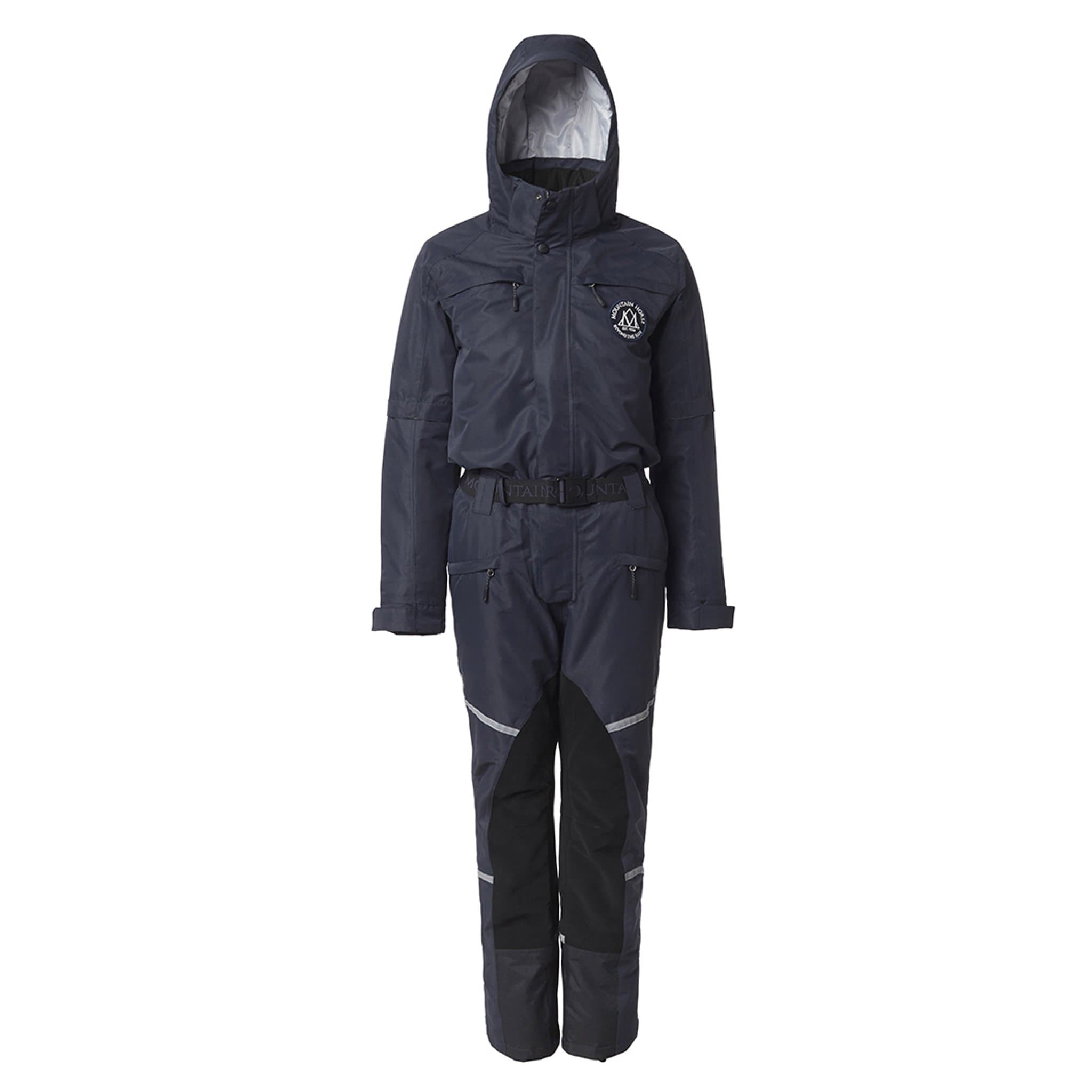 Mountain Horse Glacier Overalls 03247 Navy Front