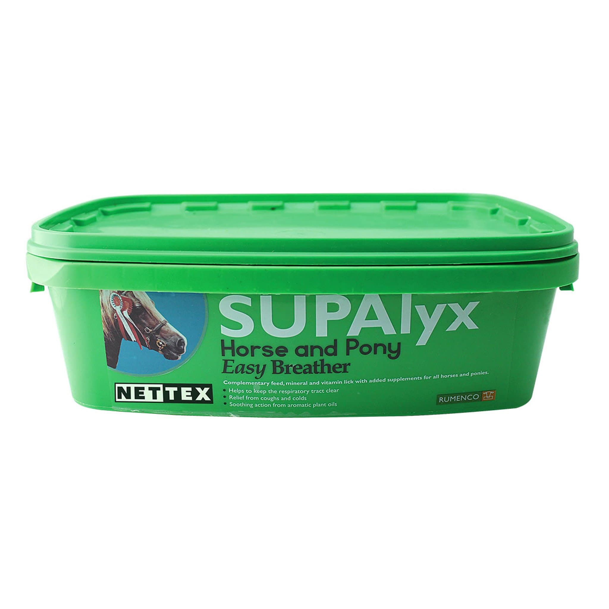 Nettex Equine Supalyx Easy Breather NET0340 12.5kg
