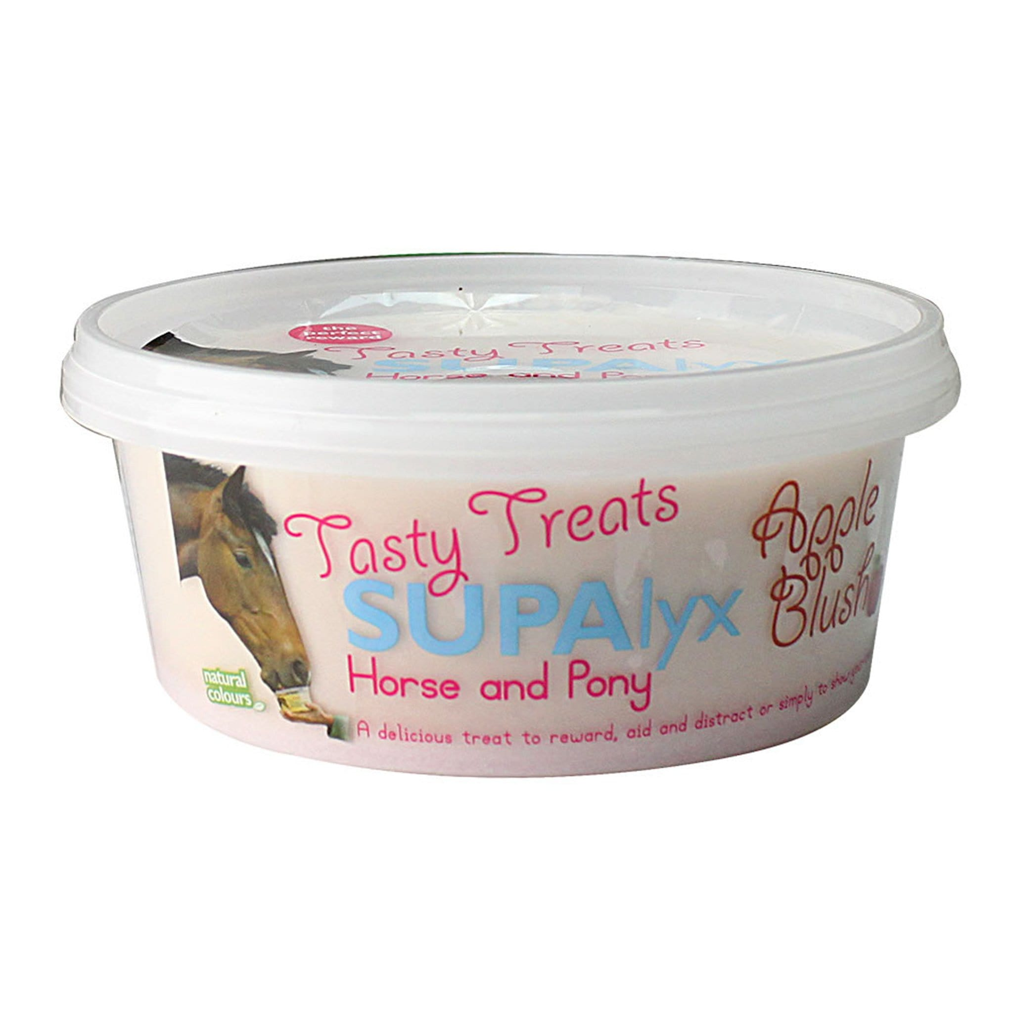 Nettex Equine Supalyx Tasty Treats NET0360 Apple Blush