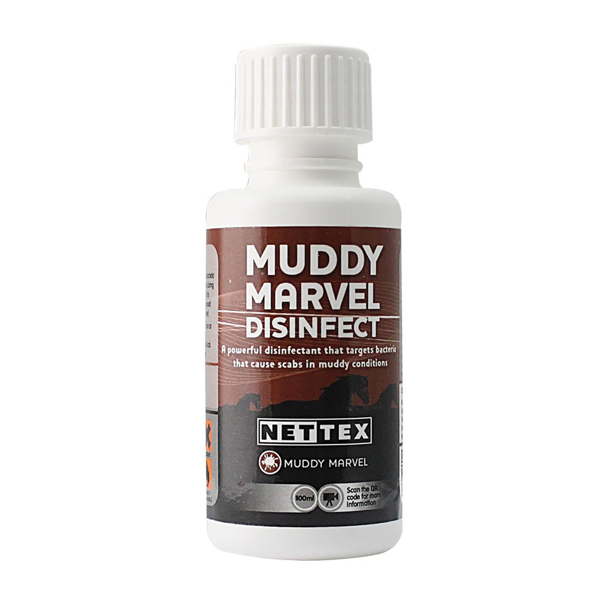 Nettex Equine Muddy Marvel Disinfect NET0255 100ml