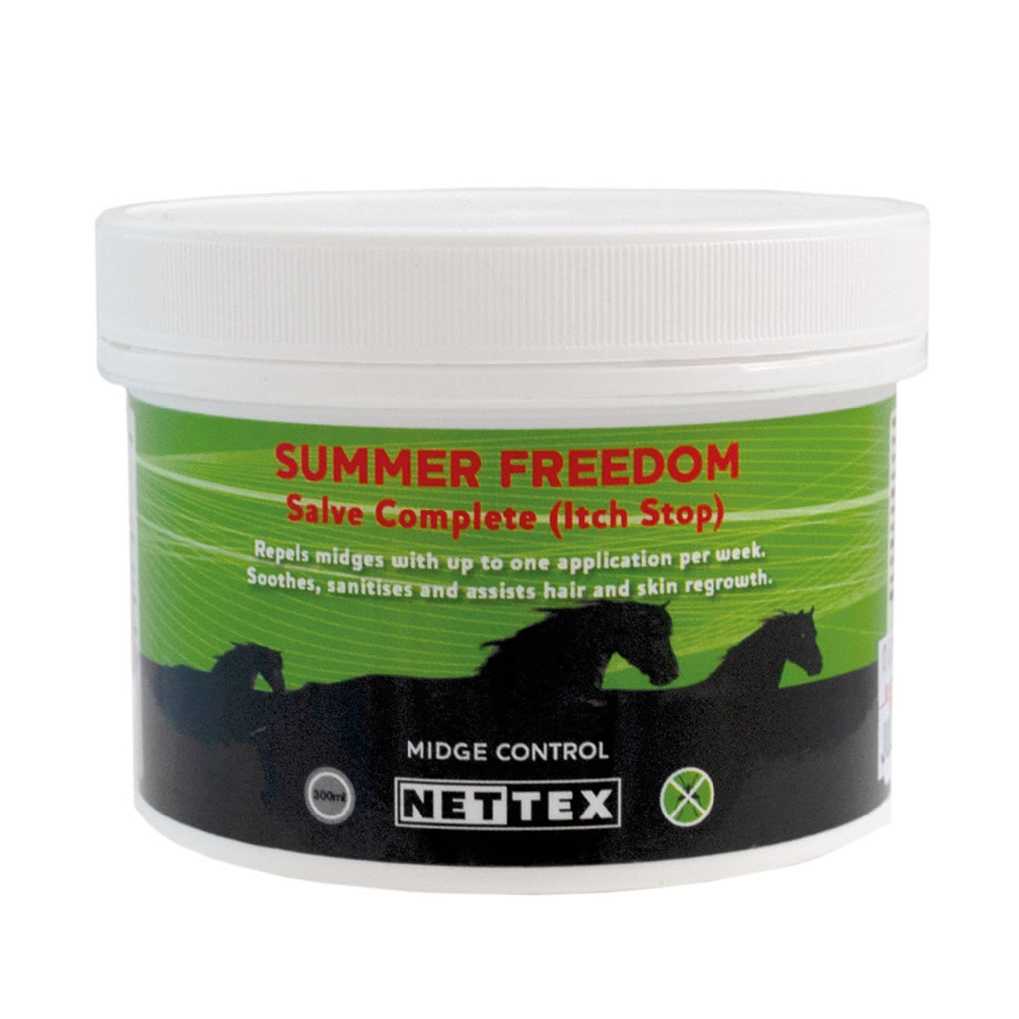 Nettex Summer Freedom Salve Complete and fly repellent 300ml