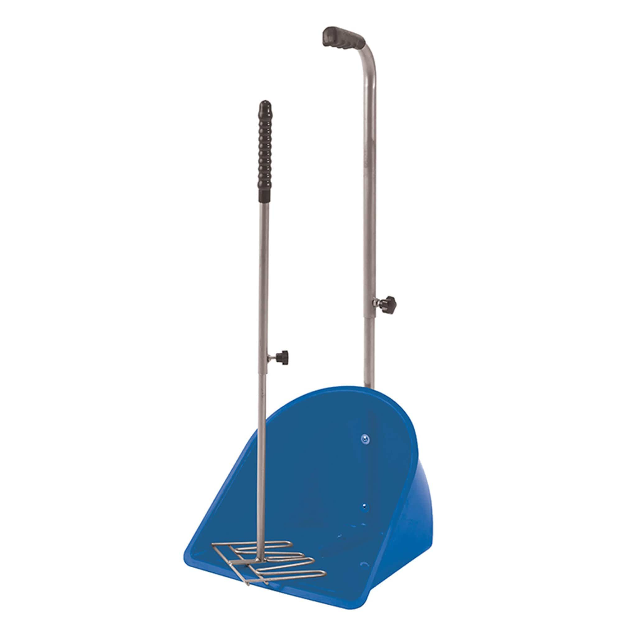 Perry Equestrian Adjustable Muck Grabber 558 Blue