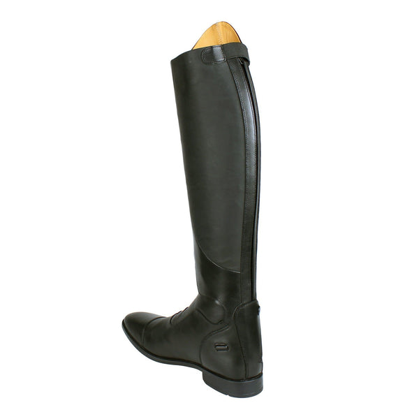 QHP Verena Riding Boots Back Inside Back