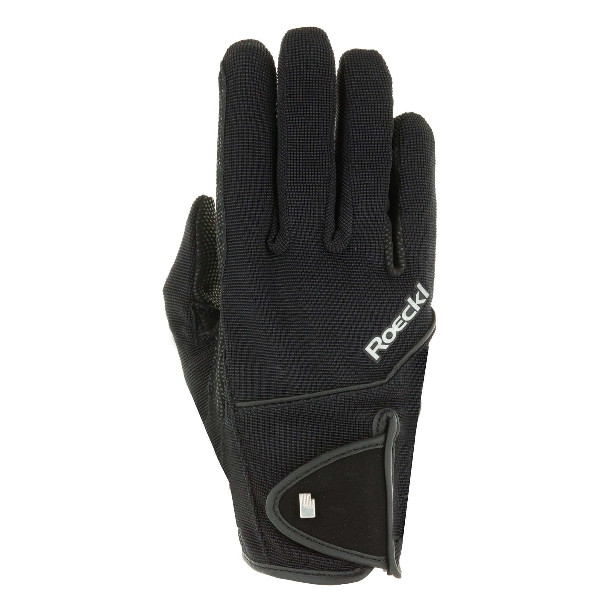 Roeckl Milano Gloves 3301-288 Black