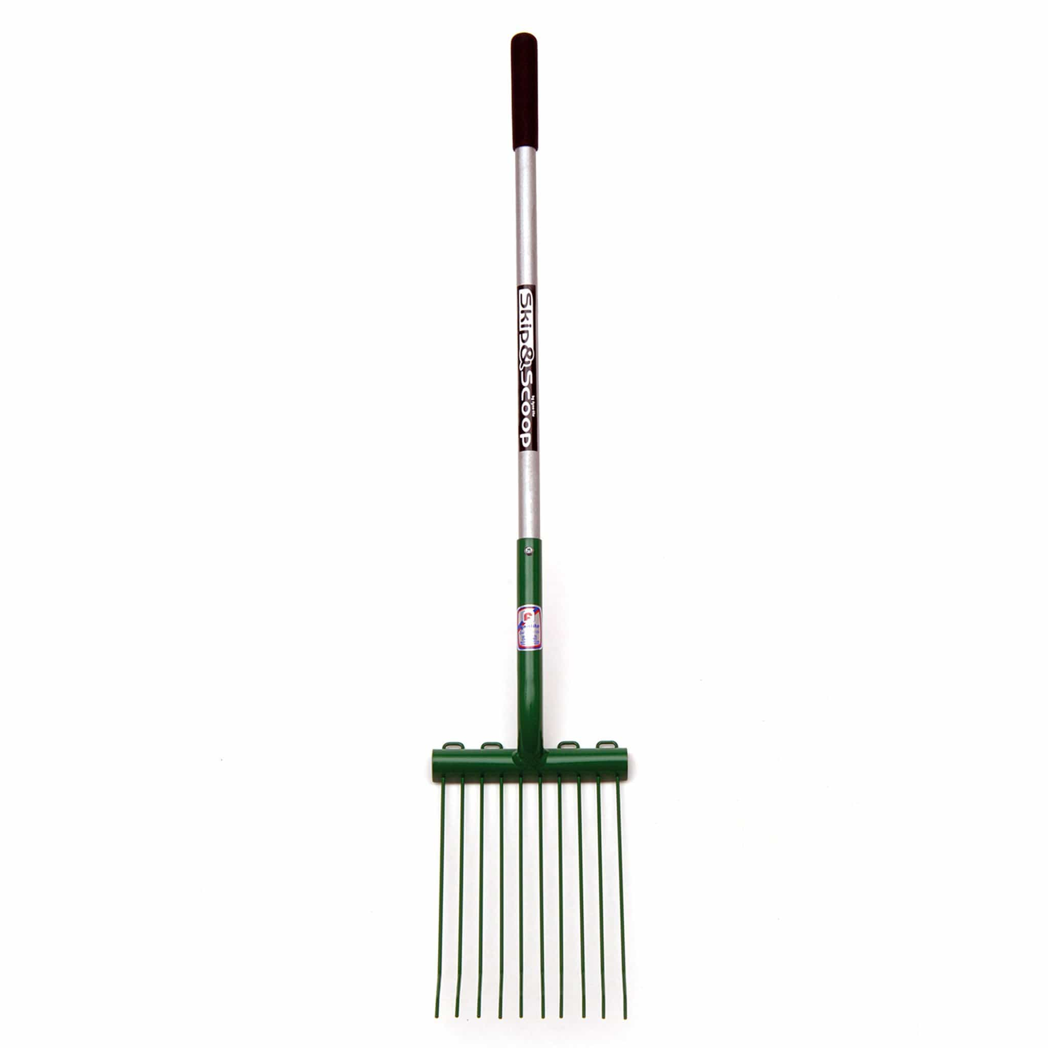 Fyna-Lite Skip and Scoop Spare Rake Green FYN0285.