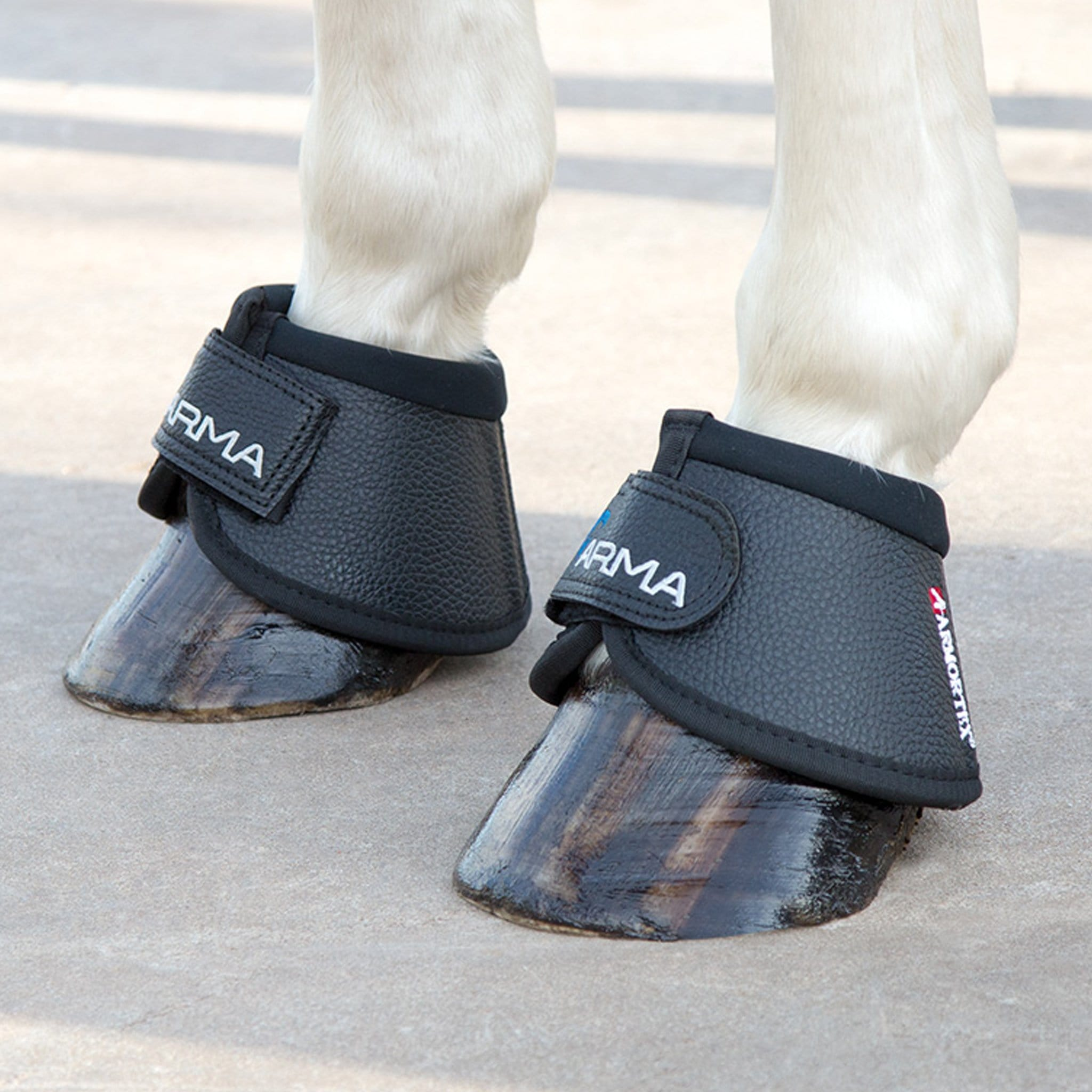 Shires ARMA Comfort Over Reach Boots 1890 Black