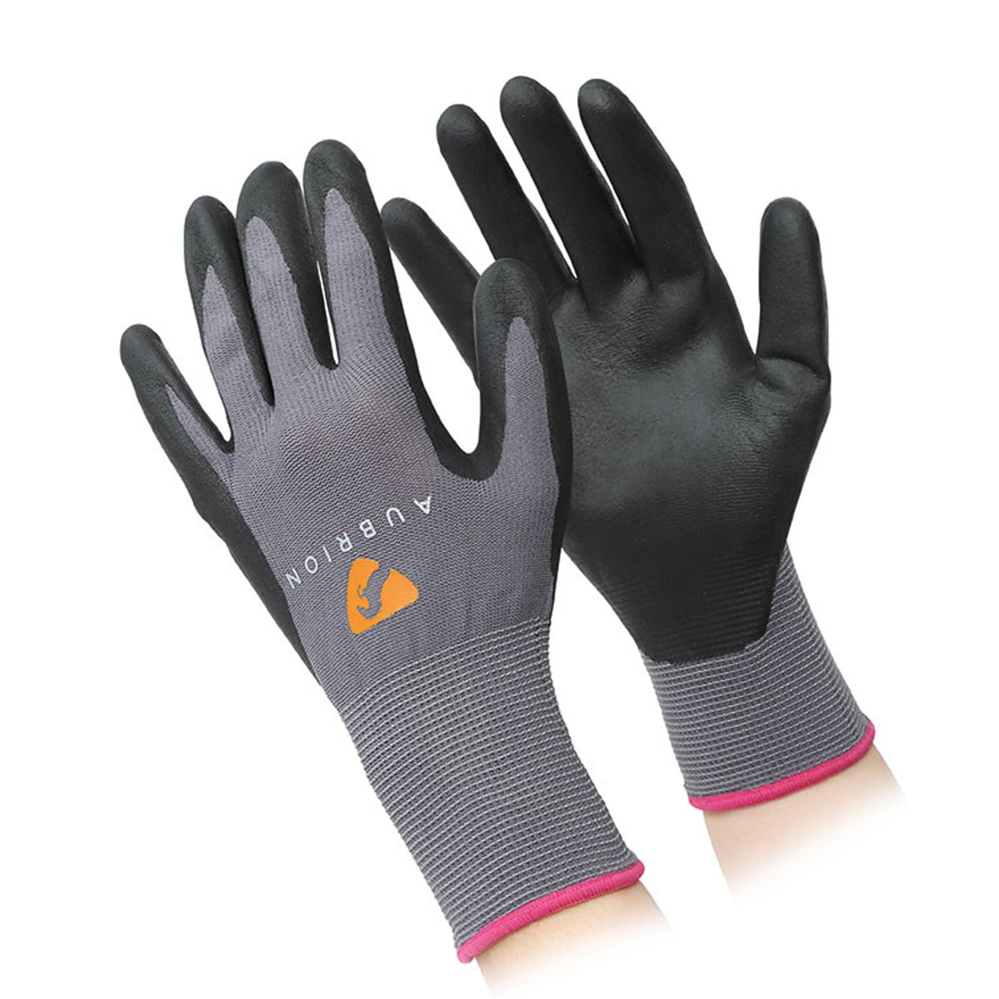 Shires Aubrion All Purpose Yard Gloves 1070 Grey