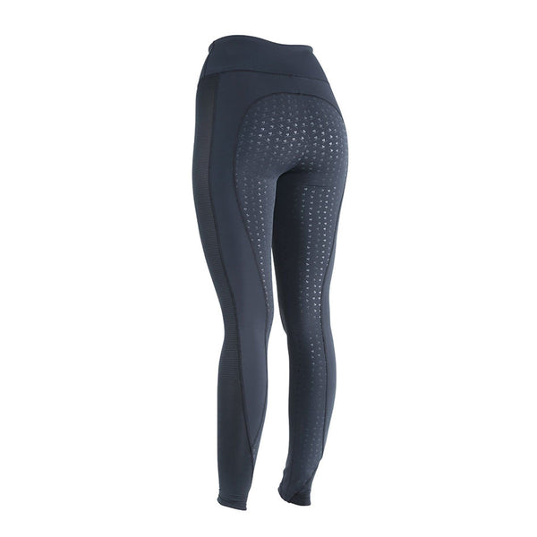 Shires Aubrion Hayden Riding Tights 8129 Black Rear