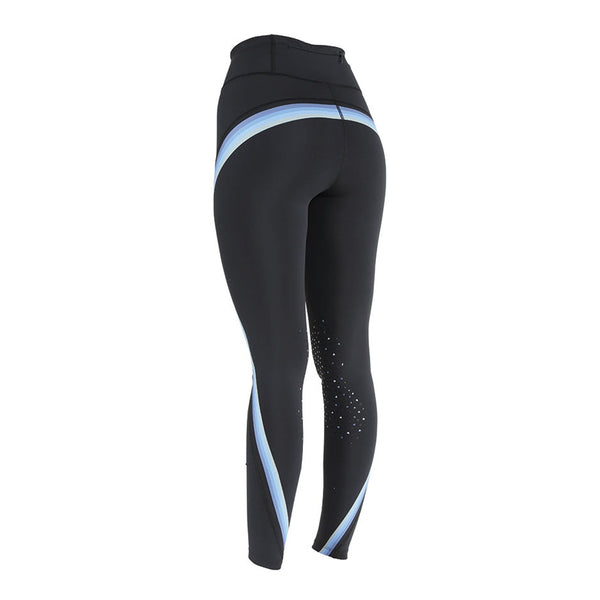 Shires Aubrion Siretta Riding Tights 8138 Black Rear