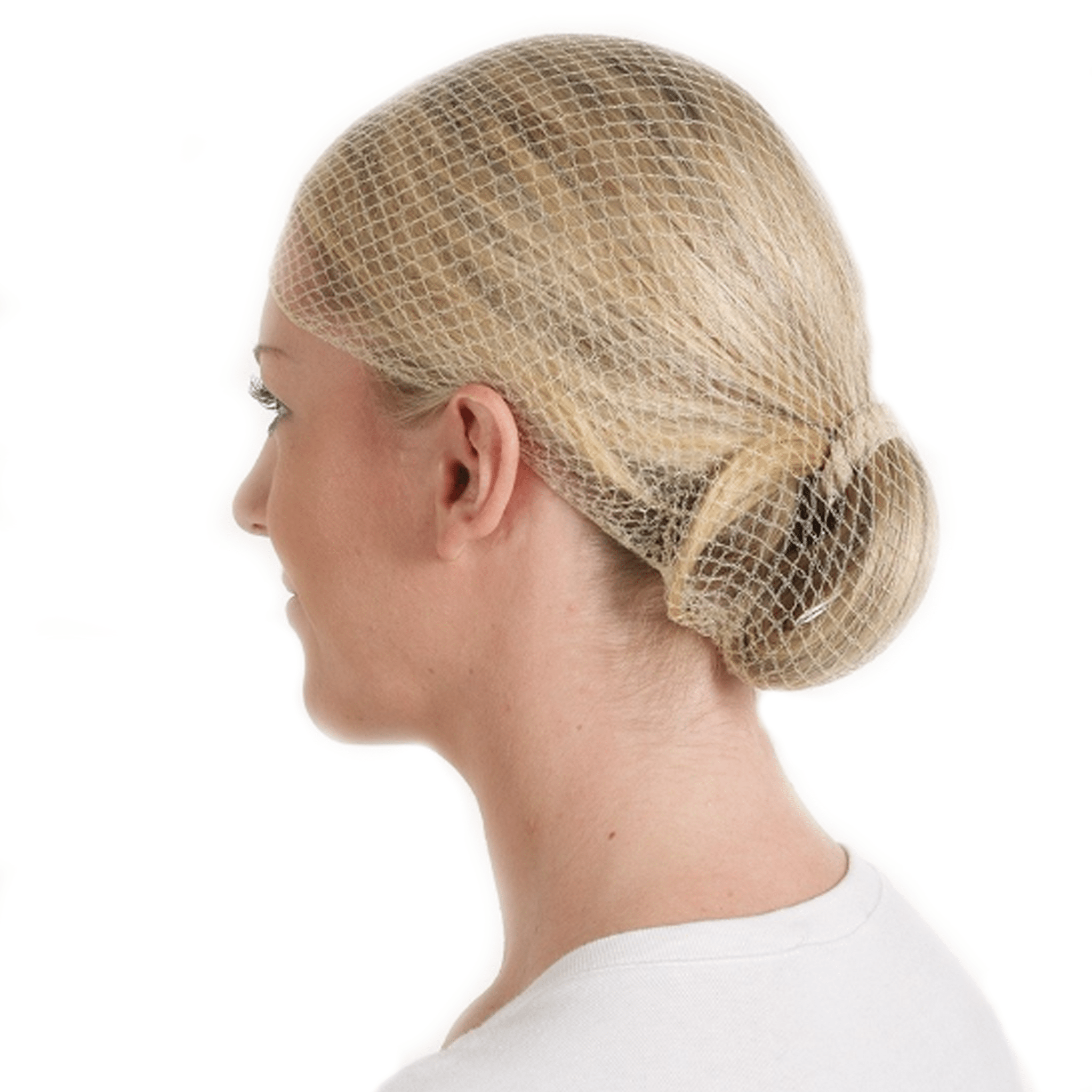 Shires Harpley Hairnets 870 Blonde Standard Heavy Weight