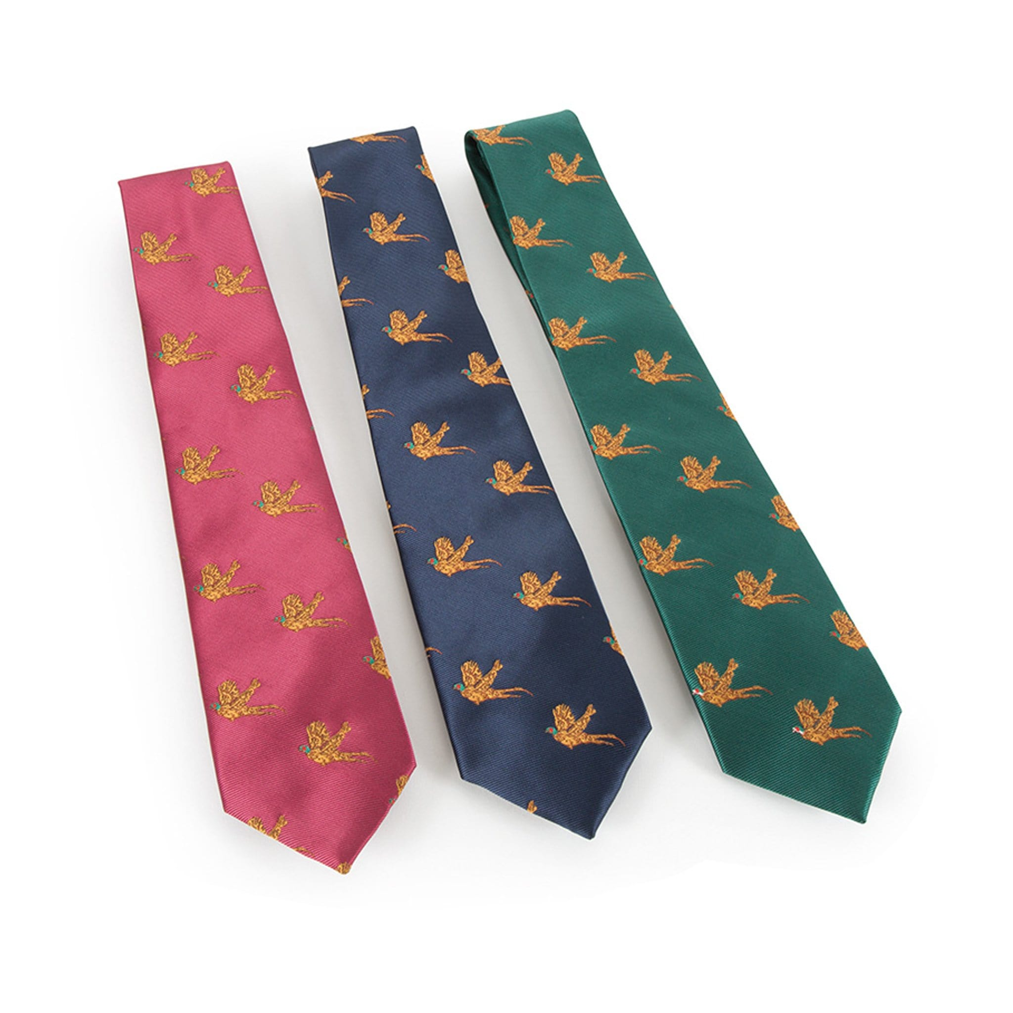Shires Pheasant Show Tie 8624 All Colours