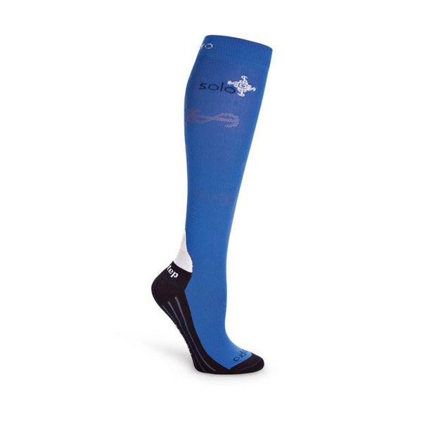 Tredstep Solo Pro Sock in Blue