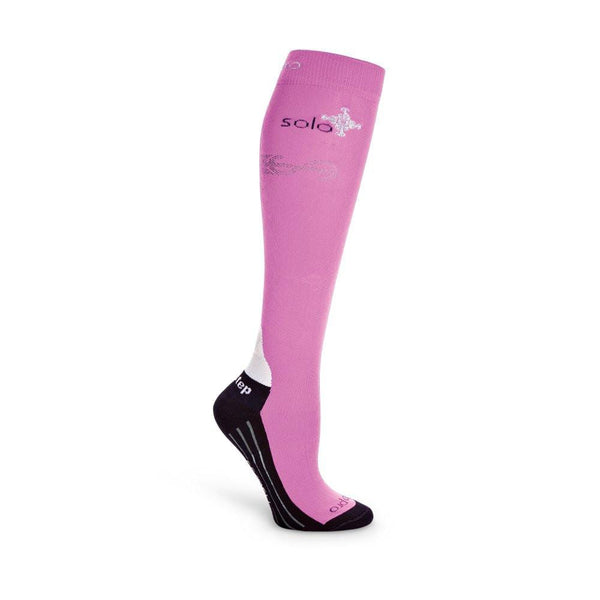 Tredstep Solo Pro Sock in Pink