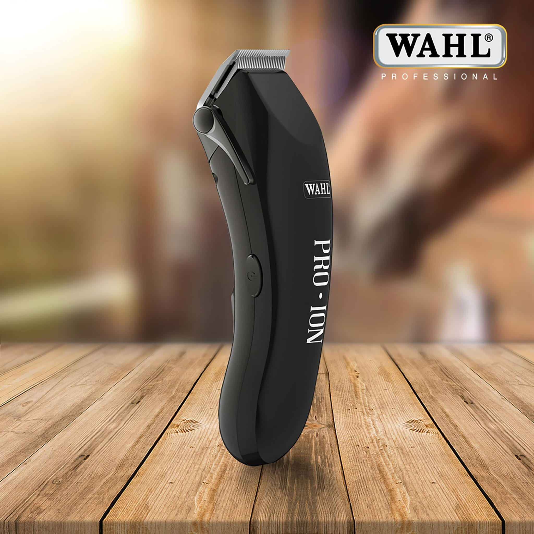 Wahl Pro Series Lithium Ion Equine Trimmer Set WHL0019