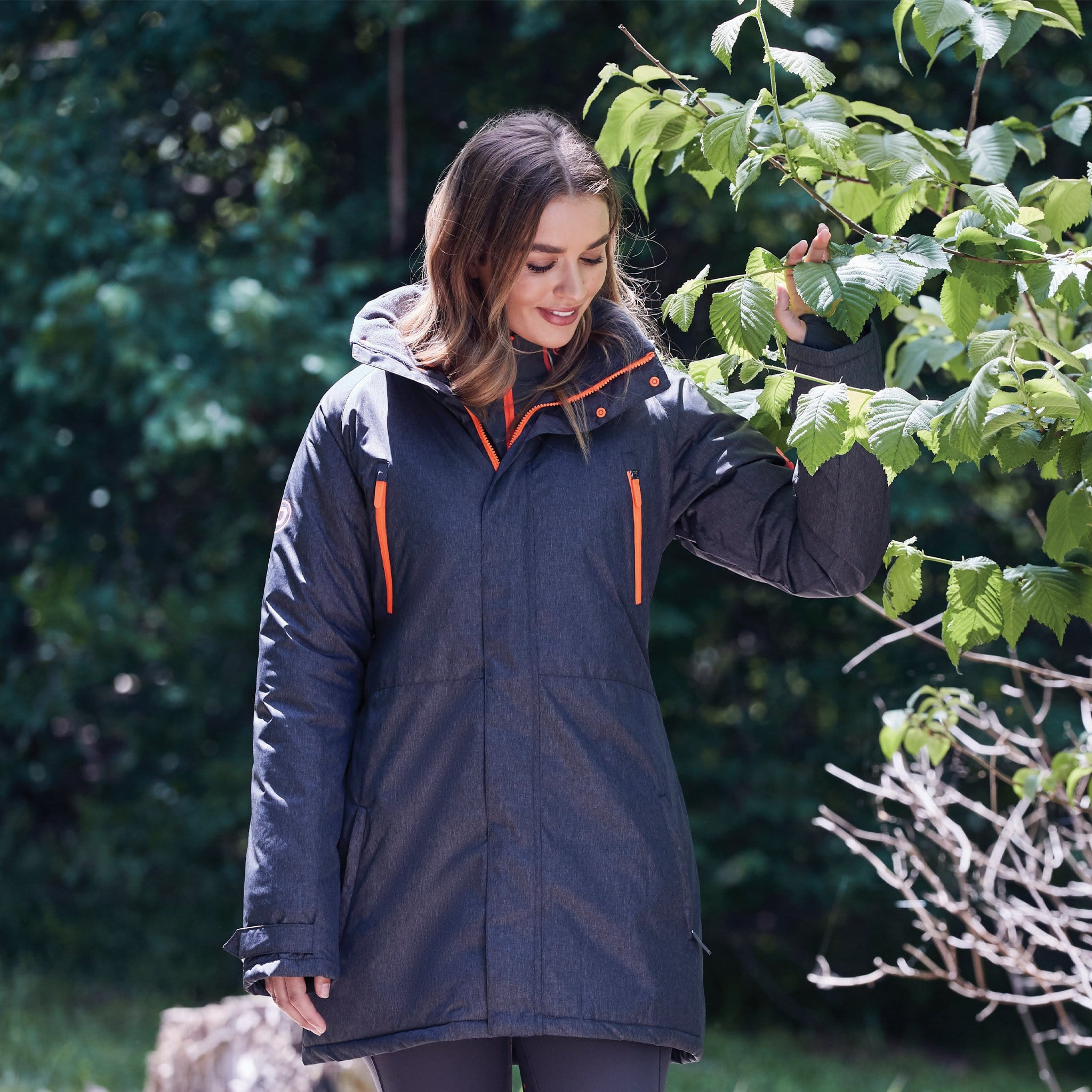 Dublin Amy Waterproof Coat