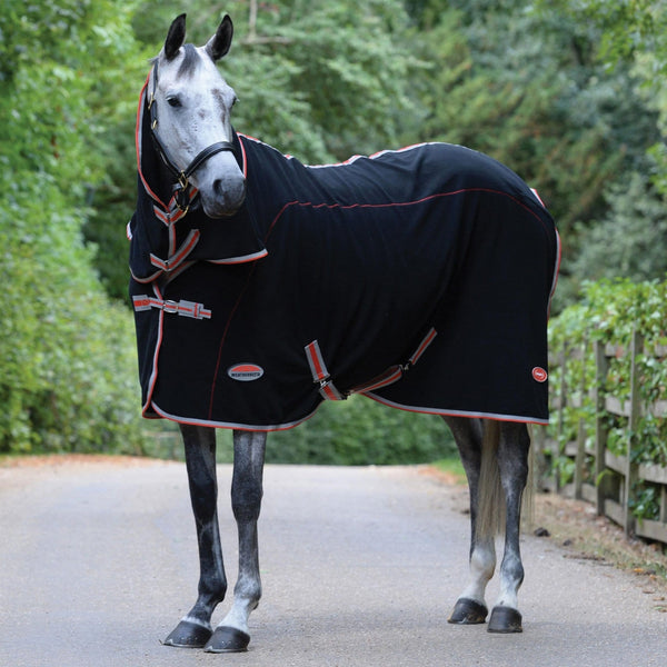 Weatherbeeta Therapy-Tec Combo Neck Rug Horse Facing Forward