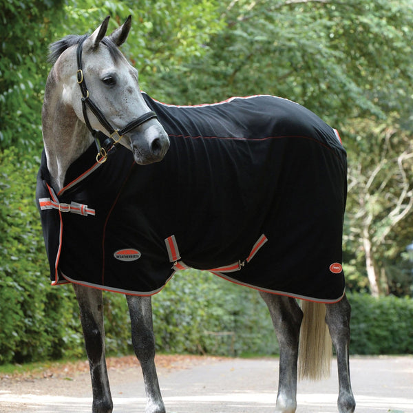 Weatherbeeta Therapy-Tec Standard Neck Rug Horse Outside