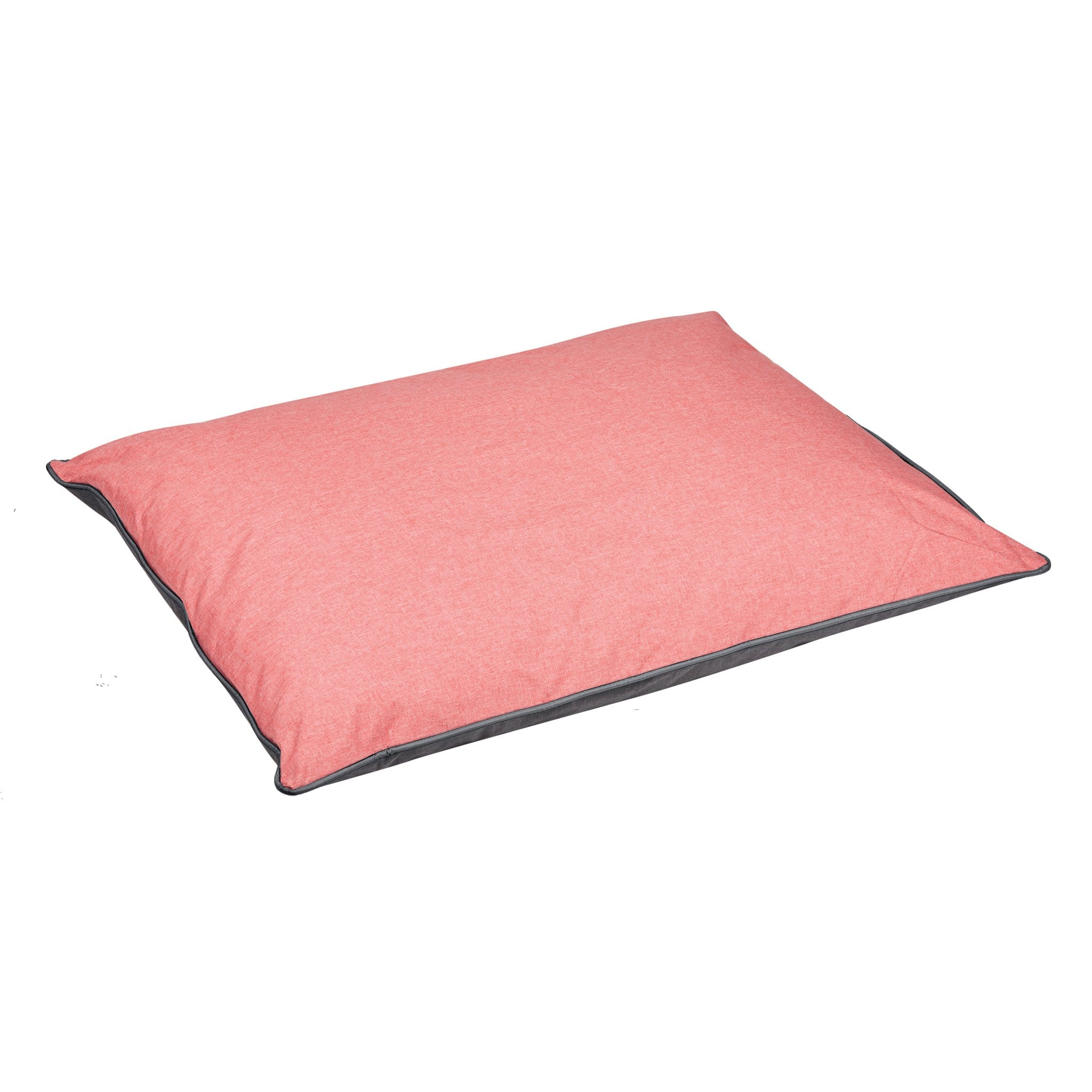 Weatherbeeta Waterproof Pillow Dog Bed 1001707001 Pink and Grey