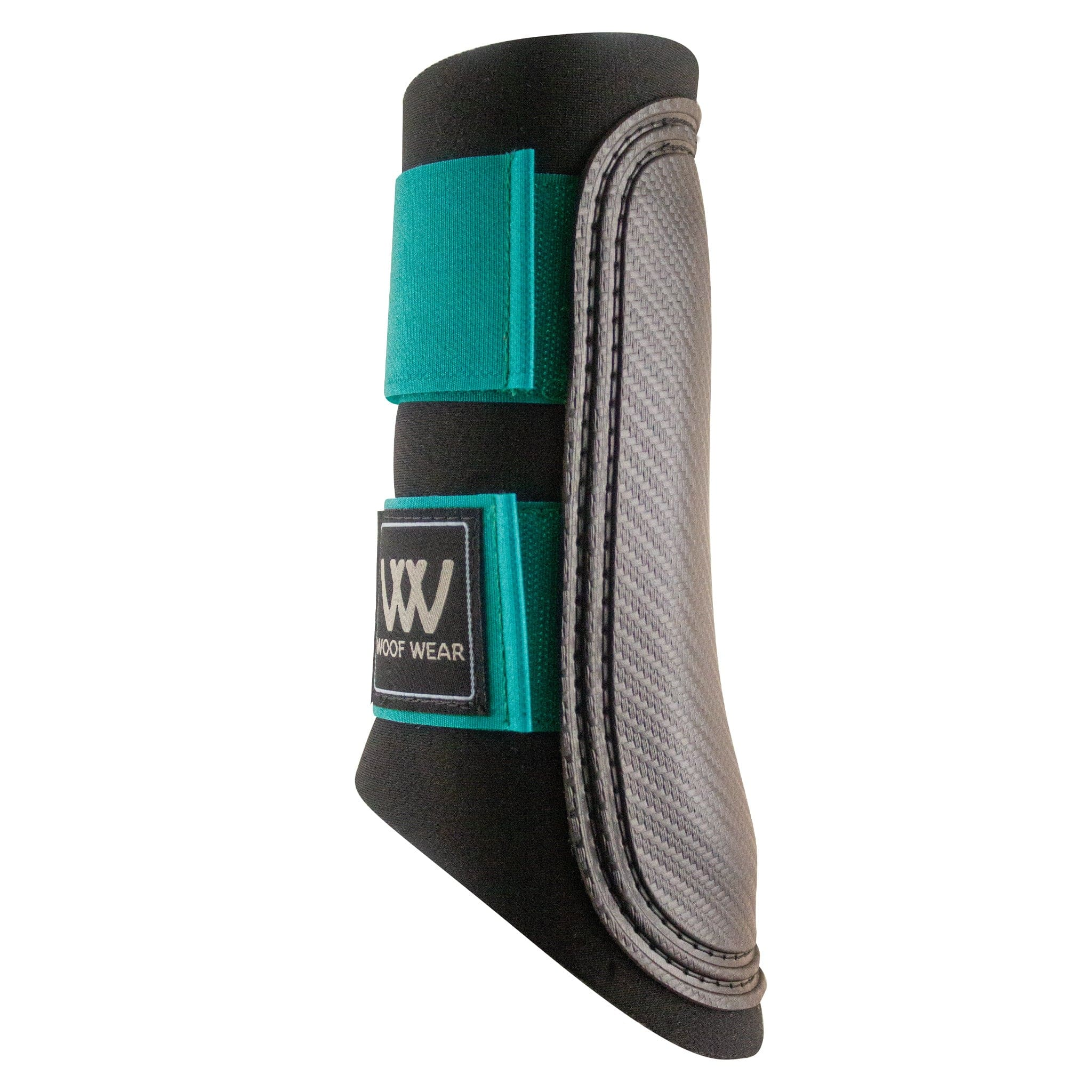 Woof Wear Colour Fusion Club Brushing Boots WB0003 Ocean