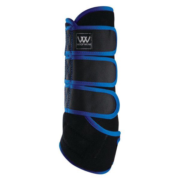 Woof Wear Colour Fusion Dressage Wraps Electric Blue WB0061