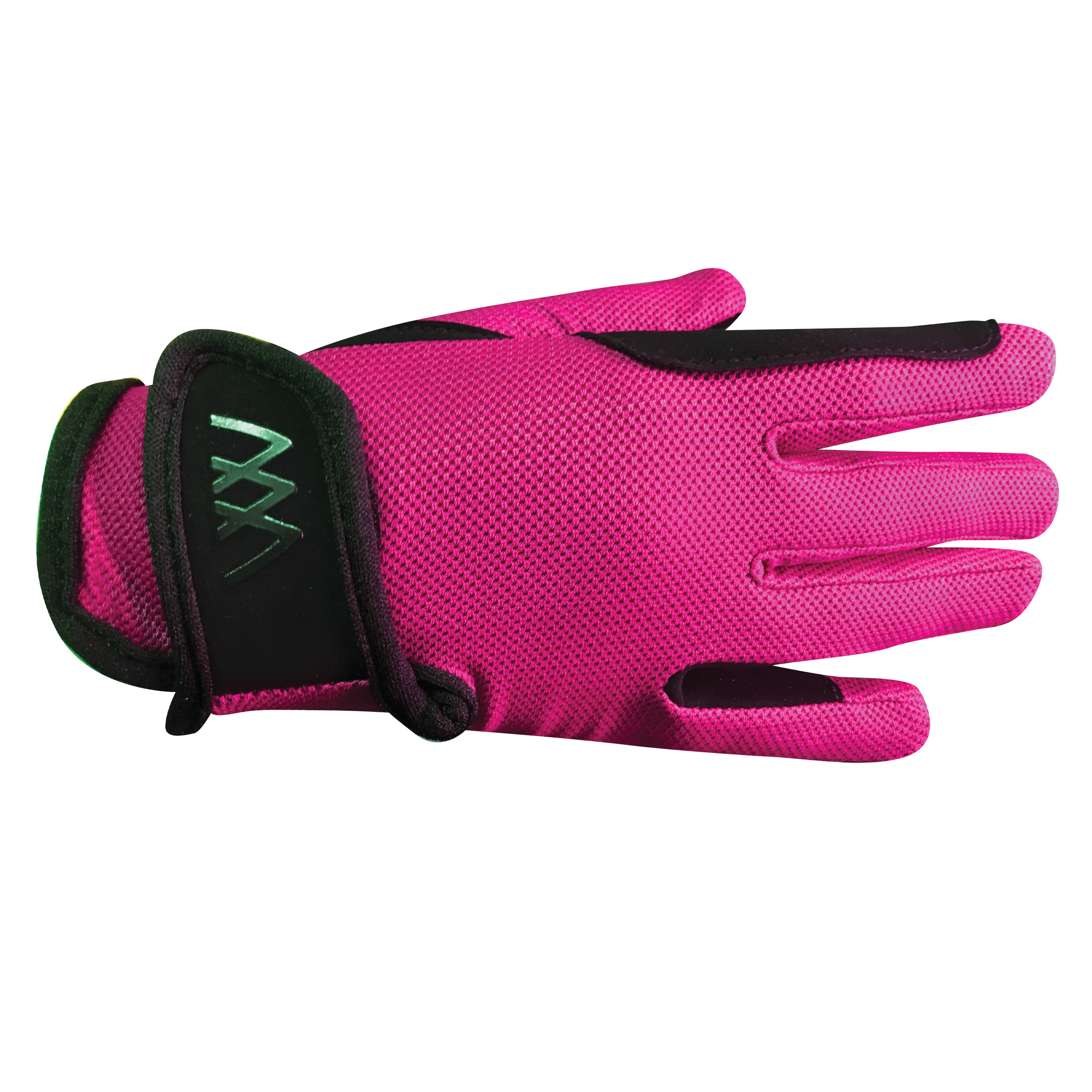 Woof Wear Young Rider Pro Gloves berry children WG0121