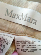 Load image into Gallery viewer, Vintage Max Mara high waist shorts