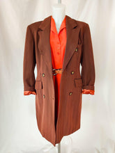 Load image into Gallery viewer, Vintage Kenzo Paris double breasted trench coat