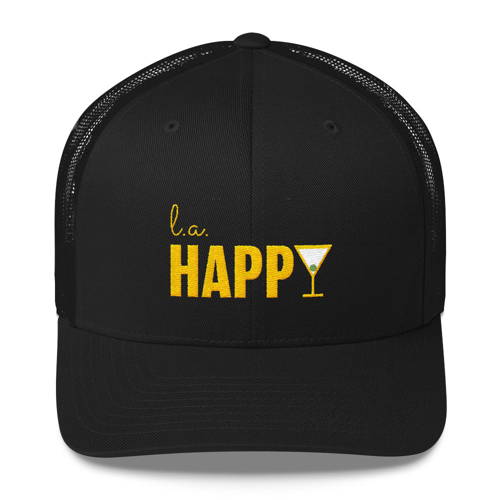 L.A. Happy Show Trucker Hat