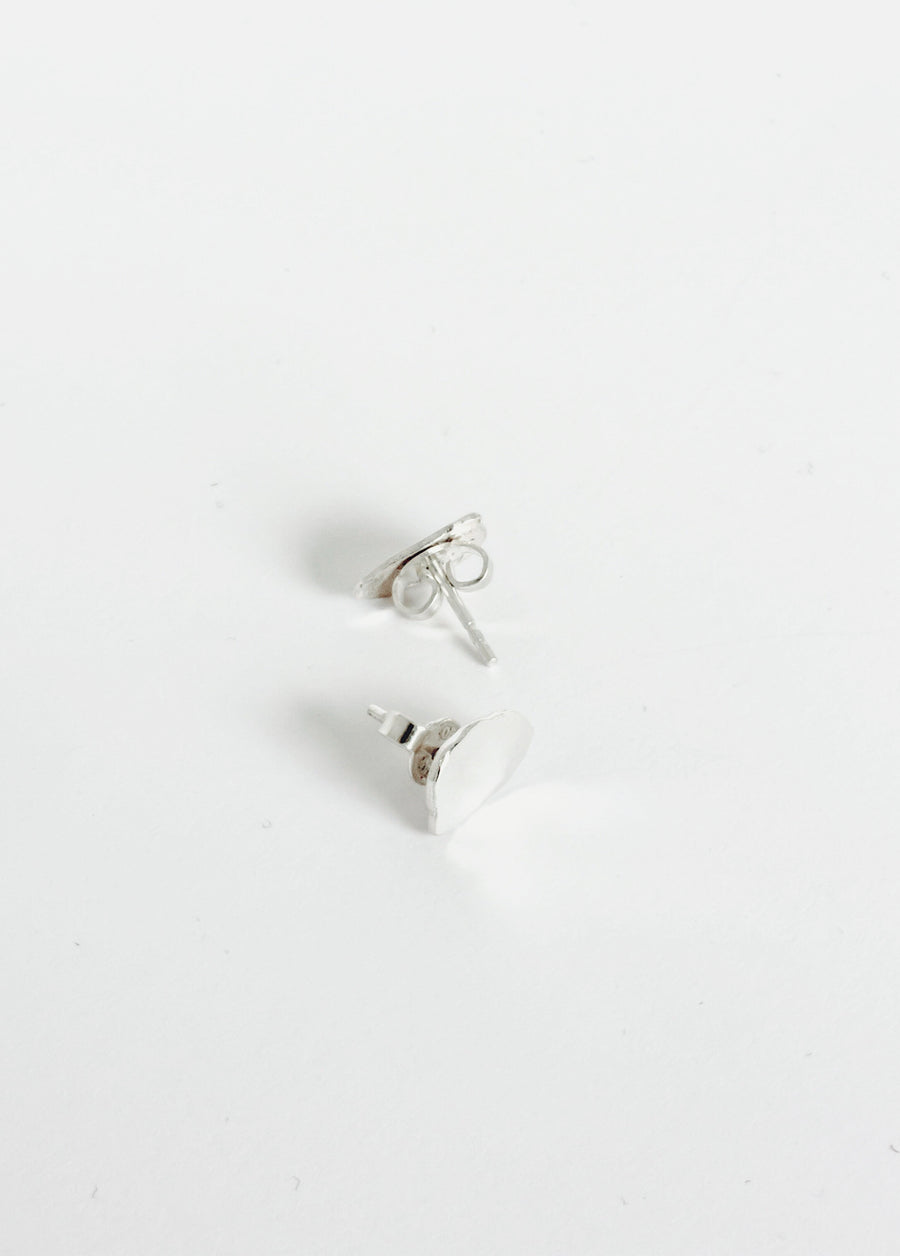 Lonna Earrings in Silver