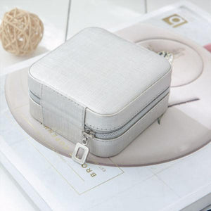Portable Travel Jewelry Case