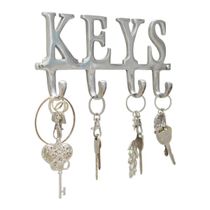 Keys - Wall Mounted Copper Key Hooks
