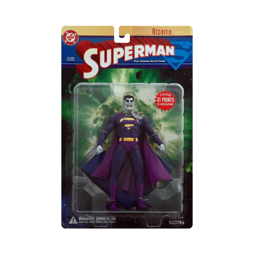 Superman Series 1 Bizarro from DC Direct