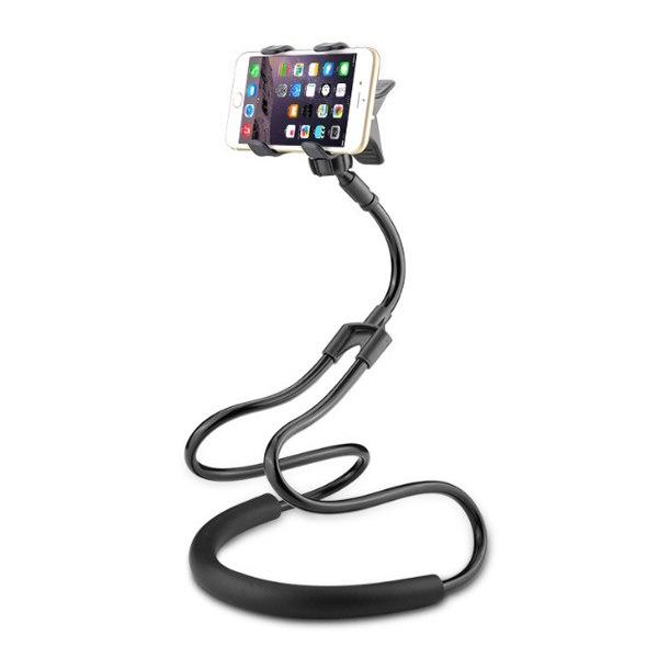 !ACCEZZ Lazy Rotate Adjustable Universal Long Arm Phone Stand Holder For iPhone Xiaomi Huawei Bed/Desktop/Neck Hanging Bracket
