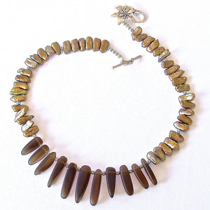 Savanna: Fall Fashion Jewelry