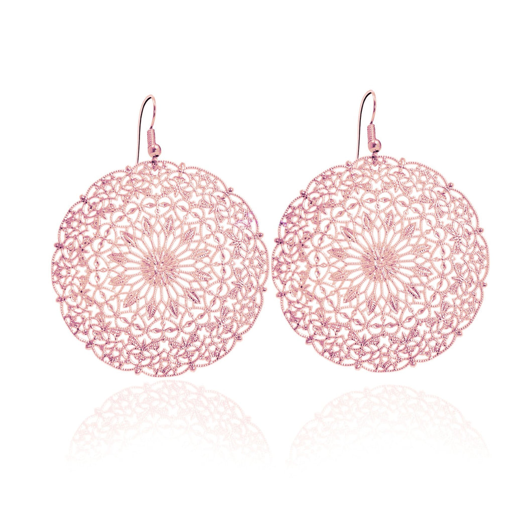 Lacey Large RG Earrings