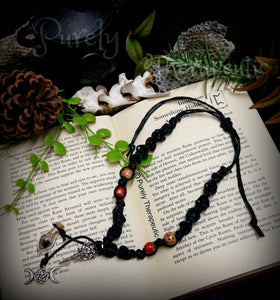 'WEALTH' POTION AMULET NECKLACE