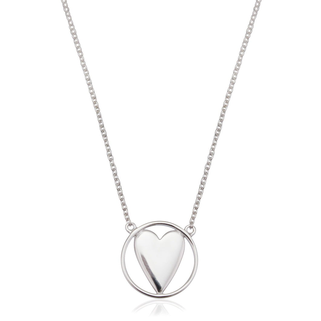 The Heart Series Captured Necklace