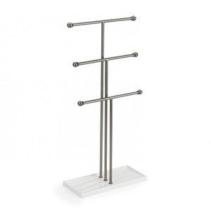 TRIGEM JEWELRY STAND NICKEL