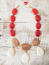 Load image into Gallery viewer, Ella Tagua Necklace