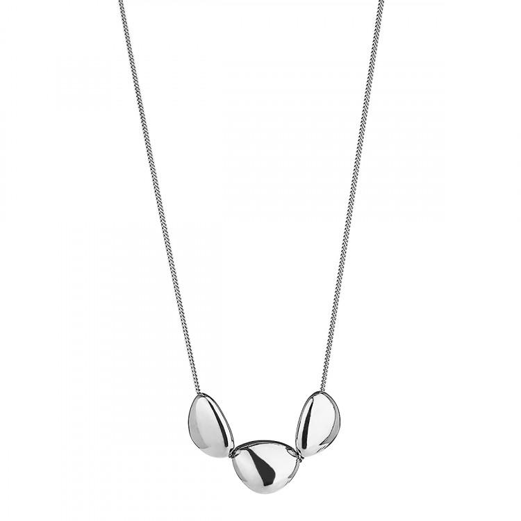Najo Piedra Short Triple Necklace
