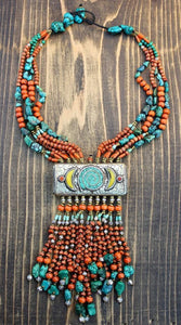 One of a Kind Kiran Necklace