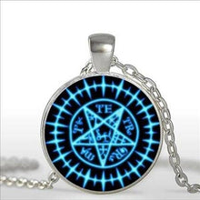 Load image into Gallery viewer, Kuroshitsuji Contract Necklace Black Butler Pendant Glass art photo Pendant Necklace for best friend 2017 HZ1