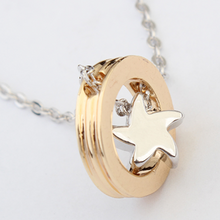 Load image into Gallery viewer, Gold Star Pendant