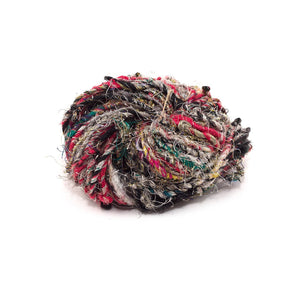The Blender Recycled Sari Silk Novelty Yarn