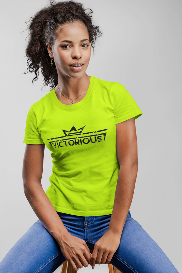 Victorious Adult t-shirt (4 colors)