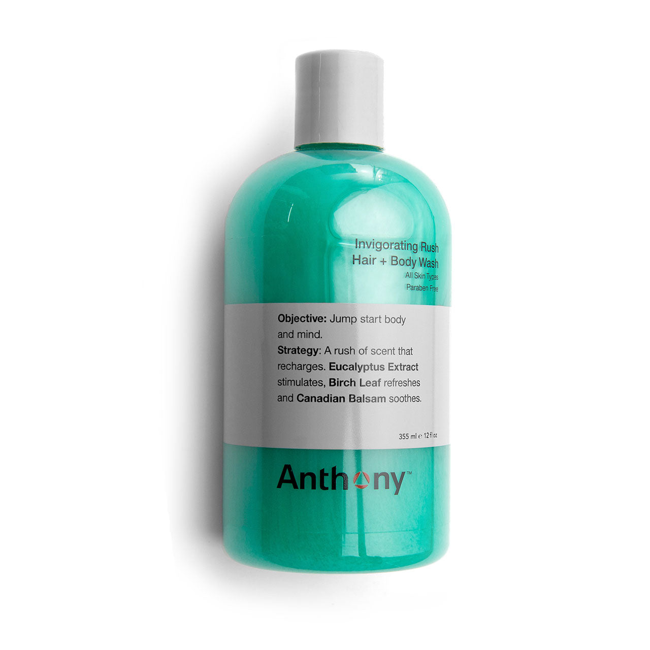 Anthony Invigorating Hair & Body Wash